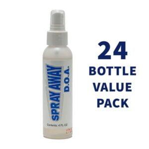 Spray Away D.O.A   4oz. Spray – VALUE PACK (24 Bottles)