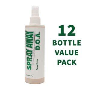 Spray Away D.O.A   7oz Spray – VALUE PACK (12 Bottles)